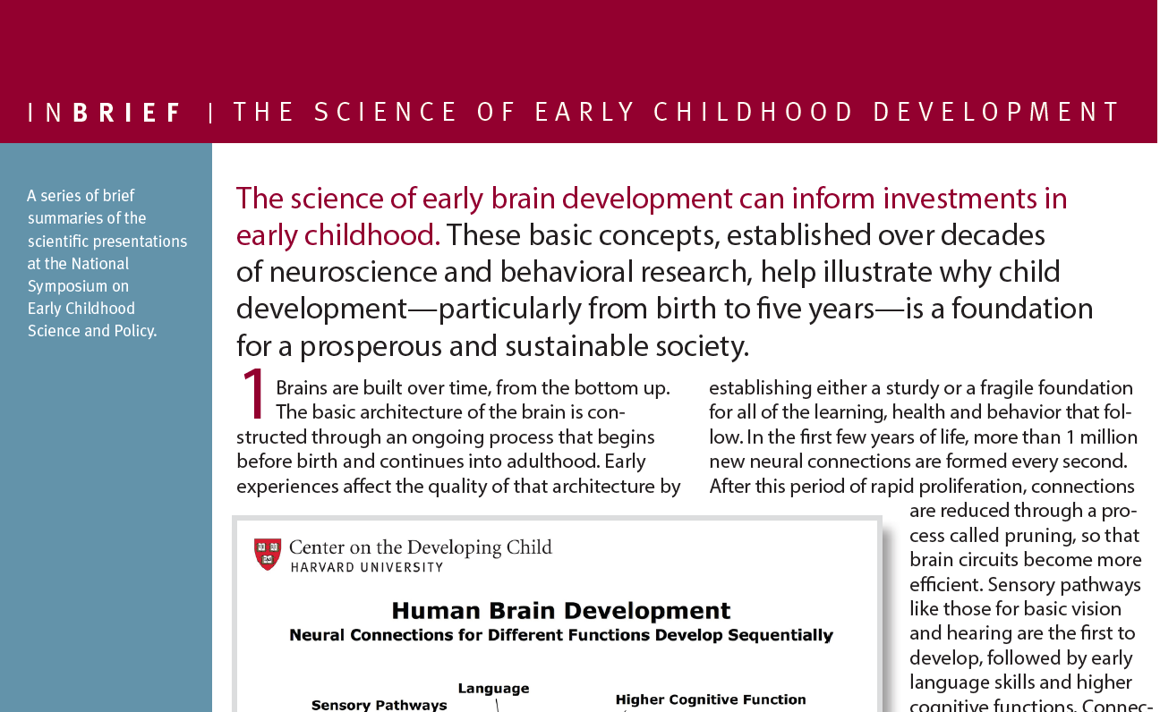 emotional development early adulthood essay Childhood social and personality development emerges through the interaction of social influences his research focuses on early social, emotional.