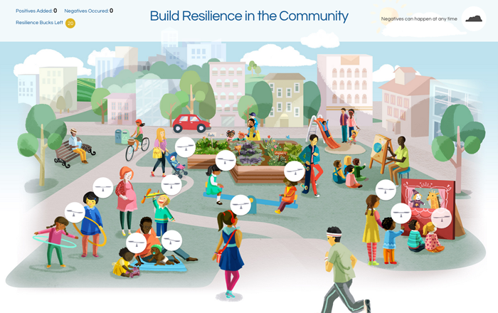 Image for Tipping the Scales: The Resilience Game
