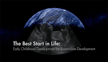 Image for MOOC: The Best Start in Life: Early Childhood Development for Sustainable Development